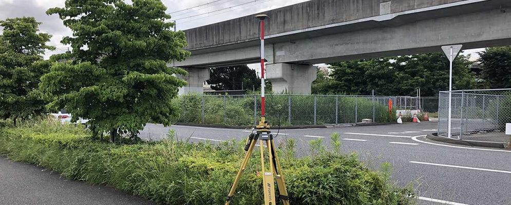 基準点測量のポイント